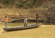 Los Llanos – anaconda rescue