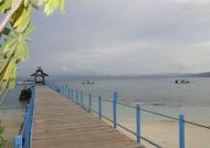 Gangga Island ponton