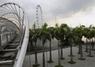 Helix Bridge-Singapore Flyer
