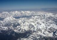 Bhutan's highest peak 7554 m