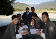 Punakha students
