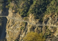 Terrific Bhutan's road