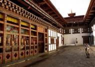 Religious courtyard