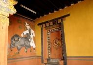Paro Dzong (17th century)