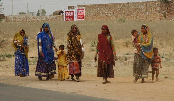 Mums with children