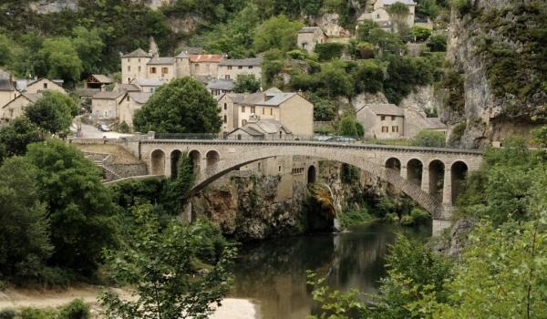 Sainte-Enimie (Tarn Gorges)