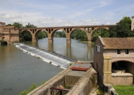 Mill & Pont du 22 Août 1944