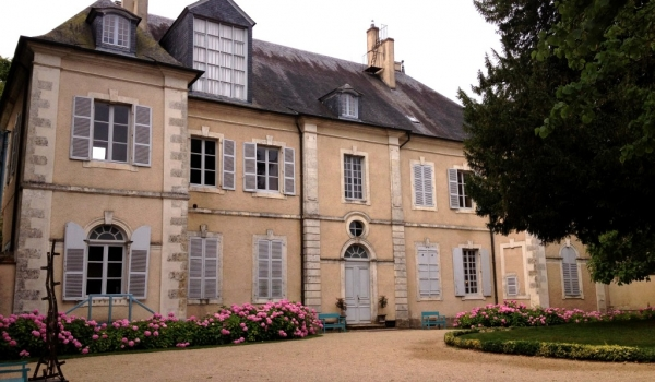 Castle of novelist George Sand