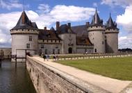 Castle of Sully sur Loire
