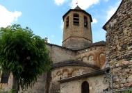 Ispagnac – Romane Church