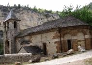 St Chely Du Tarn – Church 11th