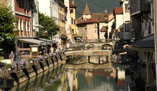 Annecy – Thiou River