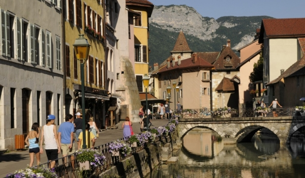 Annecy – Old city