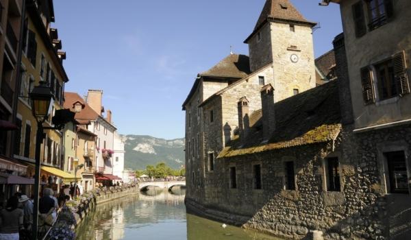 Annecy «Palais de l'île»