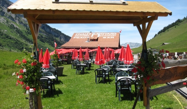 Aravis Pass – Restaurant