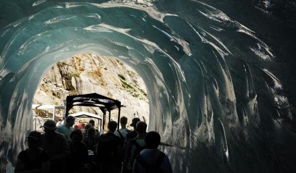 Grotto of Sea Ice