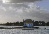 Former oyster farmer's house