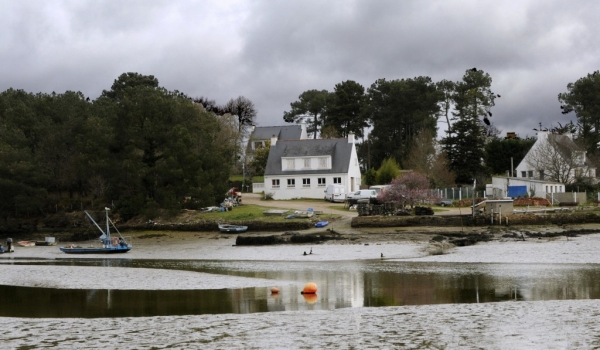 In the south of Brittany