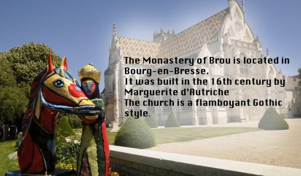 Royal Monastery of Brou