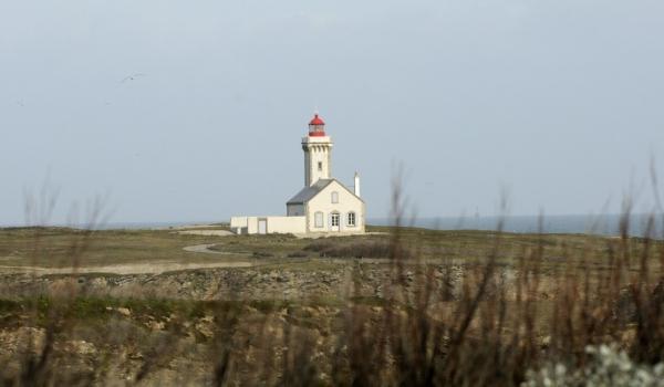 Lighthouse-Pointe des Poulains