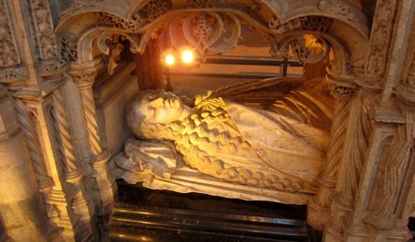 Tomb-M. d'Autriche-down part