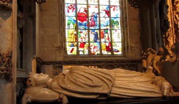 Tomb-M. d'Autriche (up part)