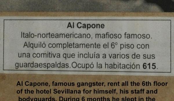 Al Capone information